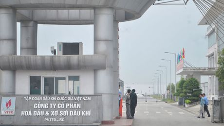 Cuu Tong giam doc PVTEX vang mat nhieu ngay khi chua duoc phep - Anh 1