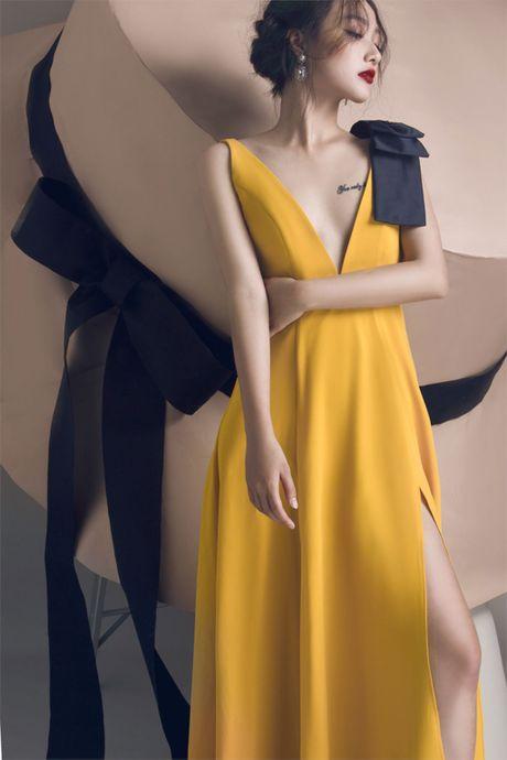 Quan quan Vietnam's Next Top Model Trang Khieu khoe em gai xinh nhu Chau Tan - Anh 5