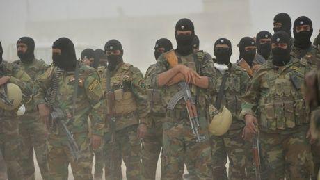 Cung quan, IS don dan lam 'la chan song' o Mosul - Anh 1