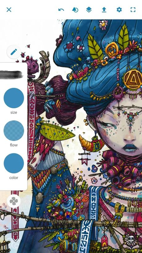 Adobe ra 2 ung dung Photoshop mien phi cho Android - Anh 2