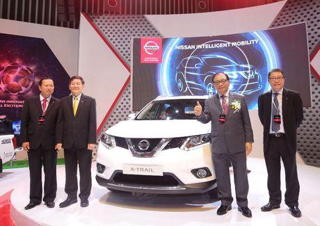 Nissan va phong cach 'Chuyen dong thong minh' - Anh 1