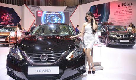 Nissan va phong cach 'Chuyen dong thong minh' - Anh 3