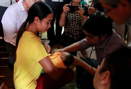 Chau be o Dak Lak khong con nhiem virus Zika - Anh 1