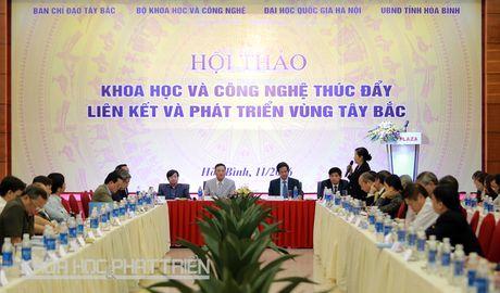 Ung dung khoa hoc, lien ket vung de thuc day san pham dac san Tay Bac - Anh 1