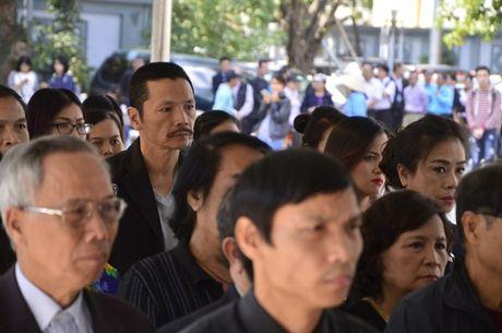 Dong dao sao Viet toi vieng nghe si Pham Bang - Anh 11