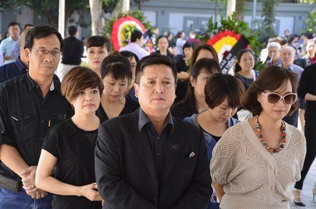 Dong dao sao Viet toi vieng nghe si Pham Bang - Anh 5