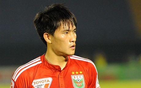 Cong Vinh chia tay B.Binh Duong - Anh 1