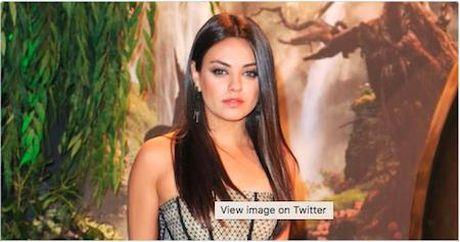 Mila Kunis bi de doa su nghiep vi tu choi chup anh nong - Anh 1