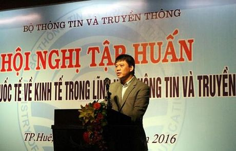 VNPT Thua Thien-Hue tham du Hoi thao ve Hoi nhap quoc te - Anh 1