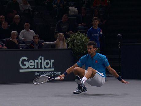 Tennis ngay 4/11: Murray chua muon vuot qua Djokovic; Serena 'hen ho' voi Hamilton - Anh 1