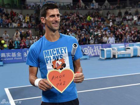 Tennis ngay 4/11: Murray chua muon vuot qua Djokovic; Serena 'hen ho' voi Hamilton - Anh 2