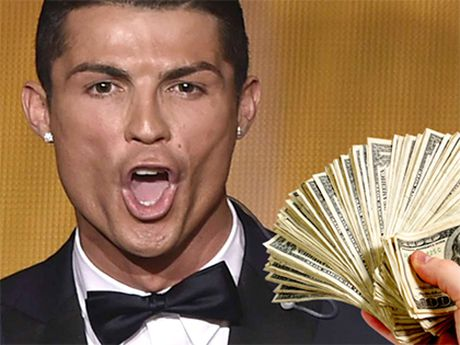 Zidane dung so bi 'chui', hay cho Ronaldo du bi! - Anh 2