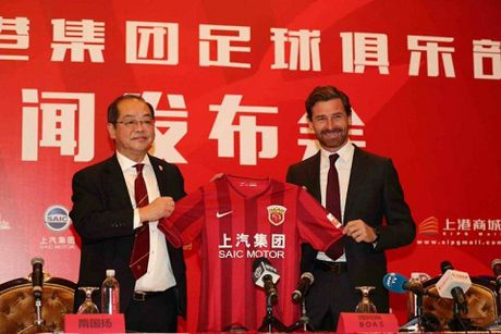'Mourinho de nhi' toi Trung Quoc lam viec - Anh 2
