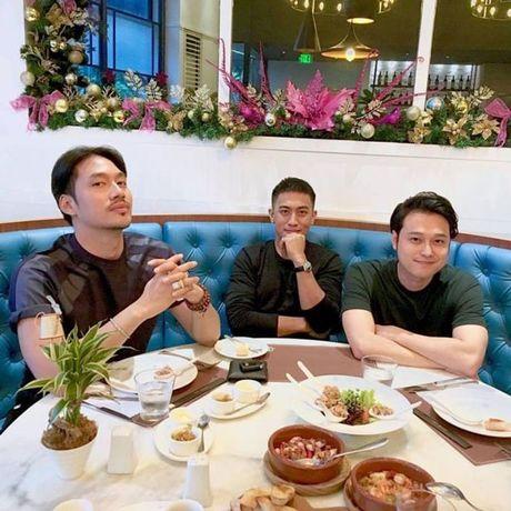 Them bang chung ve moi quan he kho dinh nghia cua Quang Vinh va Ly Qui Khanh - Anh 3