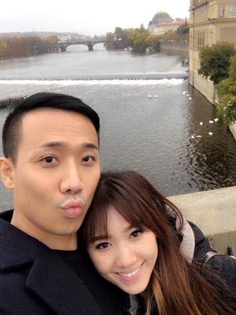 Phot lo thong tin le cuoi, Tran Thanh hen ho Hari o Paris - Anh 9