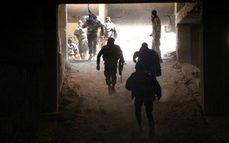Lenh ngung ban cua Nga o Aleppo bat dau co hieu luc - Anh 1