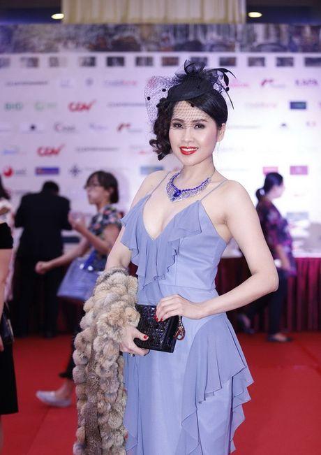 HH Giang My, Chi Pu vay voan mong tang pho nguc day - Anh 14