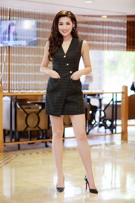 HH Giang My, Chi Pu vay voan mong tang pho nguc day - Anh 6