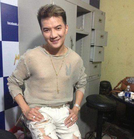 Diem mat my nam nghien ao xuyen thau cua showbiz Viet - Anh 3