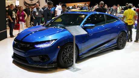 Nhung mau xe do cuc 'hot' cua Honda tai SEMA 2016 - Anh 3