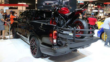 Nhung mau xe do cuc 'hot' cua Honda tai SEMA 2016 - Anh 5