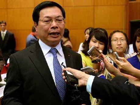 Ky luat ong Vu Huy Hoang: 'Noi dau chinh tri, noi dau tinh than' - Anh 1