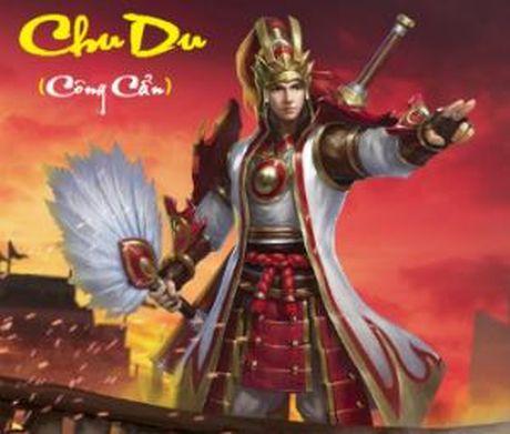 Anh hung Tam Quoc va nhung cai chet vi 'got chan Achilles' - Anh 3