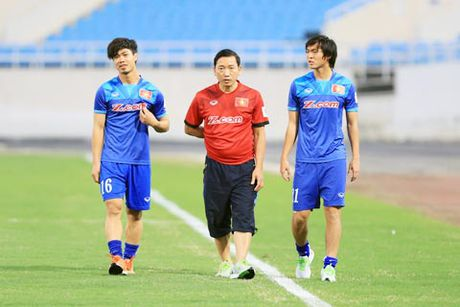 Cong Phuong quyet gianh suat da chinh tai AFF Cup 2016 - Anh 1