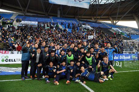 Incheon United cua Xuan Truong tru hang thanh cong - Anh 1