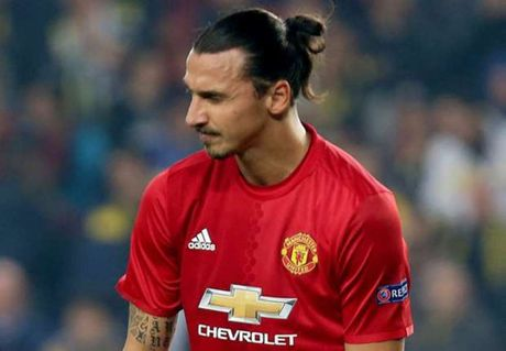 Chua roi M.U, Ibrahimovic da co ben do hap dan - Anh 1