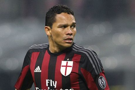 AC Milan 'thet gia' Carlos Bacca - Anh 1