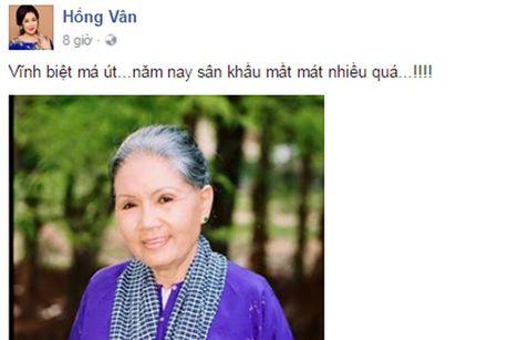 Nghe si Viet tiec thuong 'sau nu' Ut Bach Lan qua doi - Anh 11