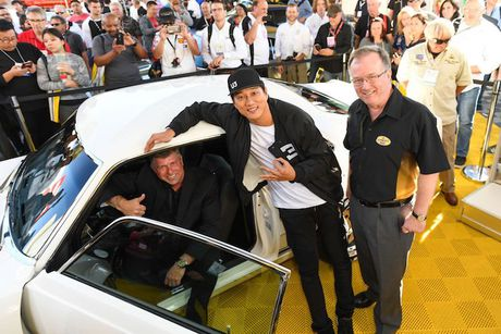 Sieu sao Fast & Furious do Ford Maverick 'nat' cuc khung - Anh 1