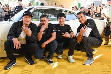 Sieu sao Fast & Furious do Ford Maverick 'nat' cuc khung - Anh 3