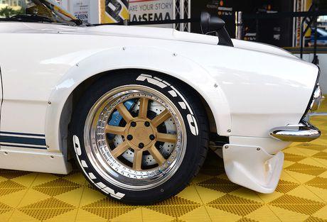 Sieu sao Fast & Furious do Ford Maverick 'nat' cuc khung - Anh 6