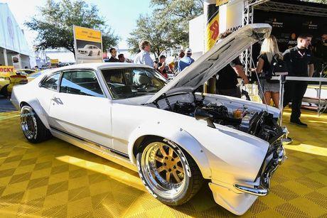Sieu sao Fast & Furious do Ford Maverick 'nat' cuc khung - Anh 8