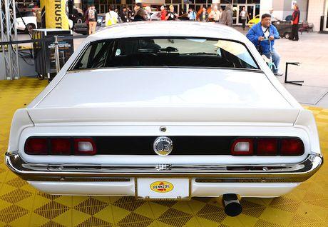 Sieu sao Fast & Furious do Ford Maverick 'nat' cuc khung - Anh 9