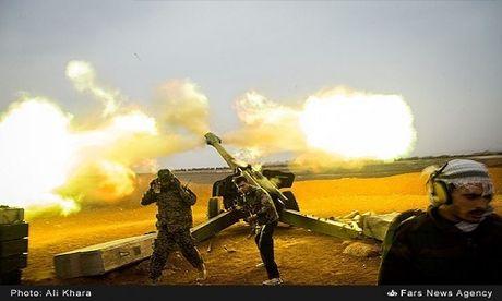 Quan doi Syria tan cong don dap khung bo tai Aleppo - Anh 1