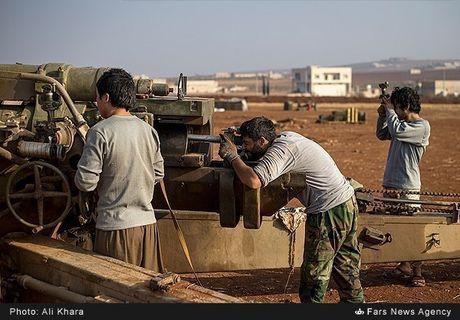 Quan doi Syria tan cong don dap khung bo tai Aleppo - Anh 3