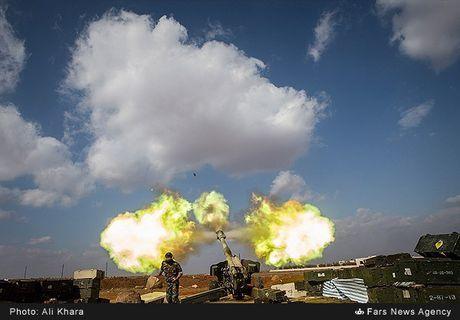 Quan doi Syria tan cong don dap khung bo tai Aleppo - Anh 7