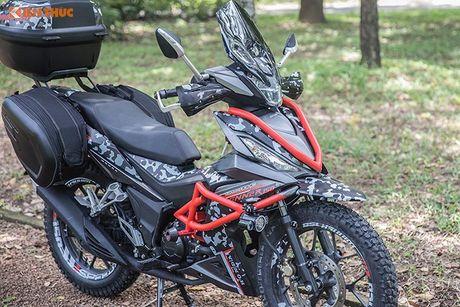 Honda Winner 150 phong cach 'phuot' sieu chat tai VN - Anh 1