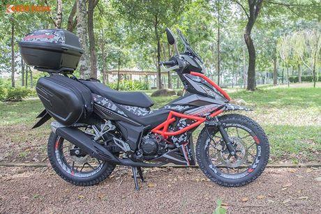 Honda Winner 150 phong cach 'phuot' sieu chat tai VN - Anh 2