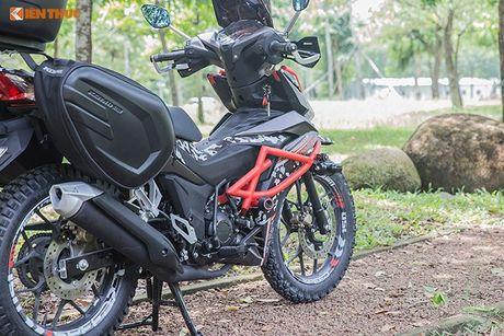 Honda Winner 150 phong cach 'phuot' sieu chat tai VN - Anh 3