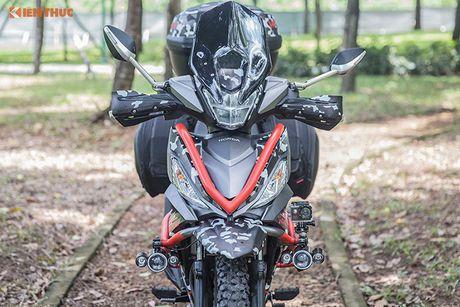 Honda Winner 150 phong cach 'phuot' sieu chat tai VN - Anh 4