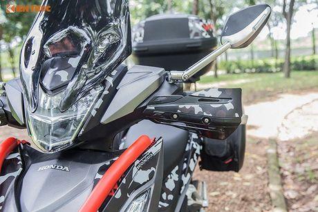 Honda Winner 150 phong cach 'phuot' sieu chat tai VN - Anh 5