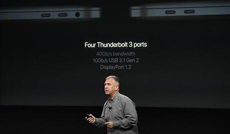 Apple giam gia phu kien USB-C de thu hut nguoi mua Macbook Pro 2016 - Anh 1