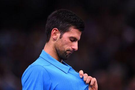 Thanh cuu vuong Paris Master, Djokovic sap mat ngoi so mot vao tay Murray - Anh 1