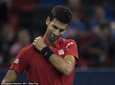 Thanh cuu vuong Paris Master, Djokovic sap mat ngoi so mot vao tay Murray - Anh 2