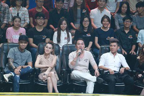 Quang Vinh cang thang khi tai xuat tren truyen hinh - Anh 2