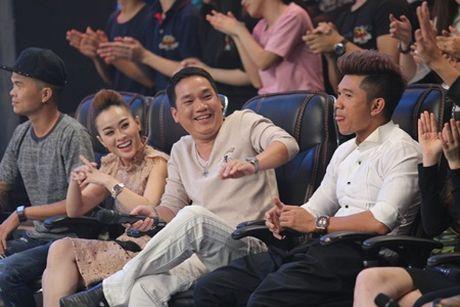 Quang Vinh cang thang khi tai xuat tren truyen hinh - Anh 3
